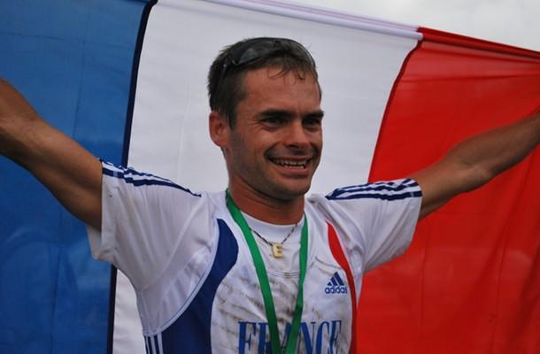 Erik Clavery, champion du monde de Trail 2011