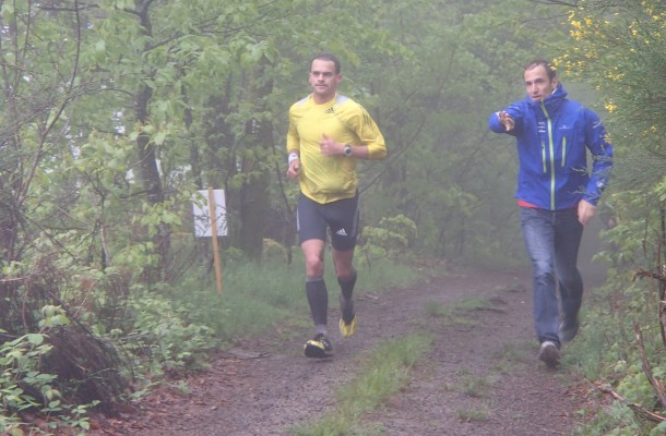 With Trail Coaching