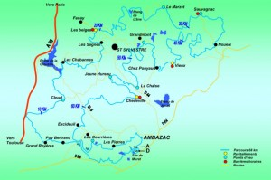 Trail des Gendarmes et des Voleurs