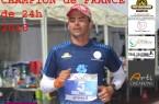 Champion de France de 24 heures !