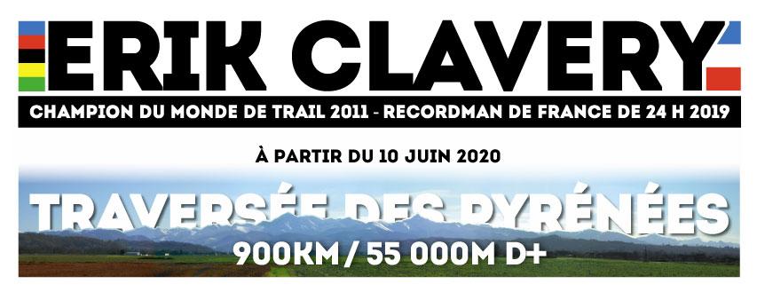 Erik Clavery – Ultra Runner