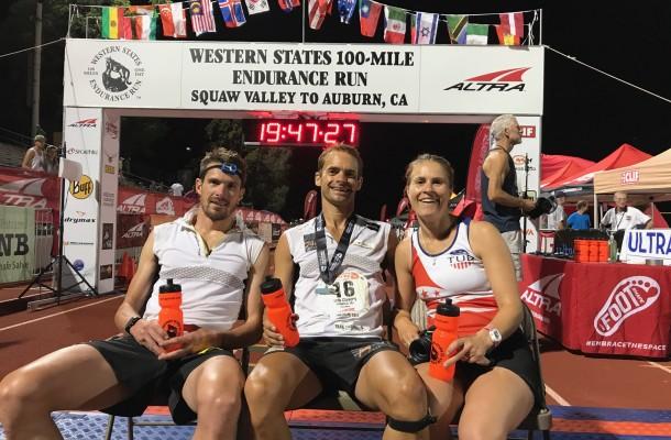Le récit de la Western States Endurance Run 2017