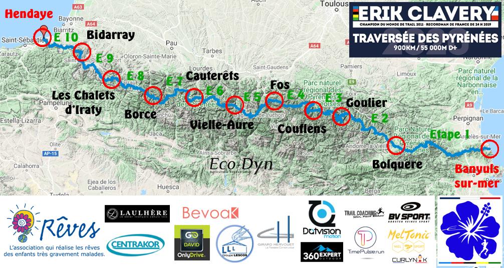 Traversée des Pyrénées : Présentation